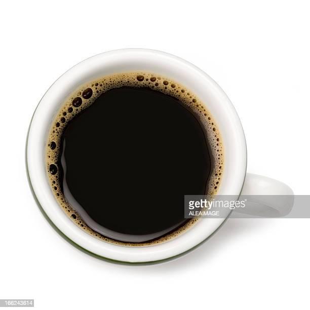 Cafetera para café expresso. Trazado de recorte incluido.