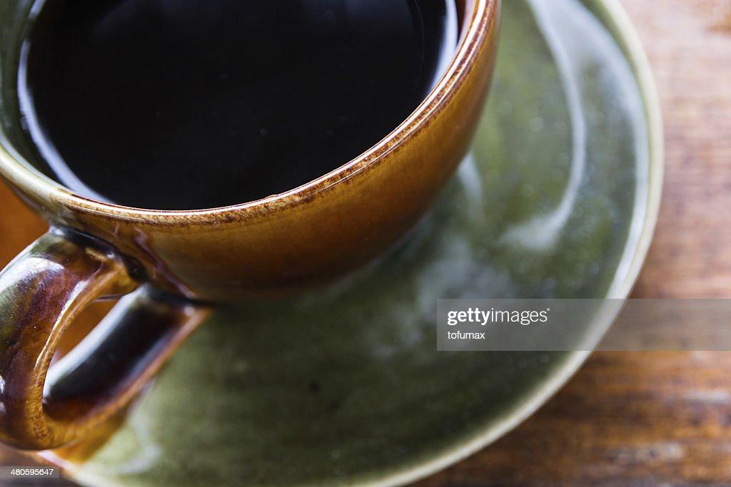Espresso coffee : Stock Photo