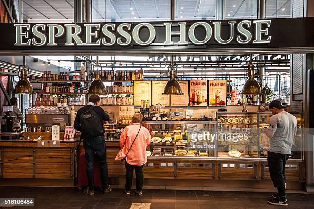 Espresso House at Oslo Train station