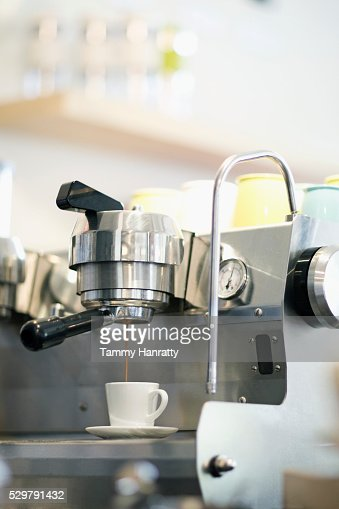 Espresso maker : Stock Photo