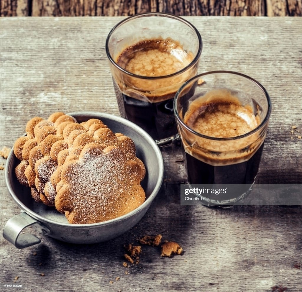 Espresso : Stock Photo
