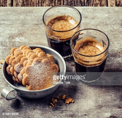 Espresso : Stock Photo