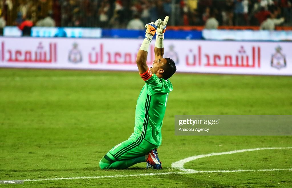 Egypt vs Ghana: FIFA 2018 World Cup Africa Qualifier : News Photo