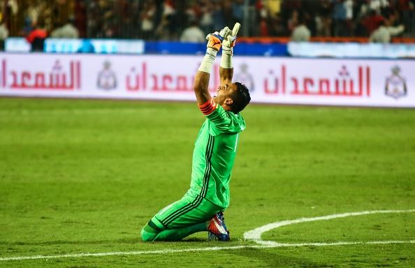 Egypt vs Ghana: FIFA 2018 World Cup Africa Qualifier : News Photo