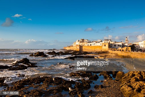 Essaouira at Sunset Morocco