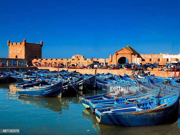 Essaouira Fishing Port