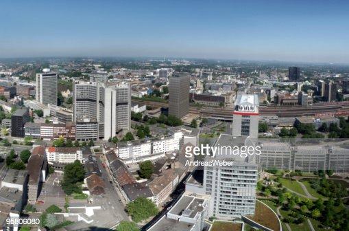 Essen, European Kulturhauptstadt Event : Stock-Foto