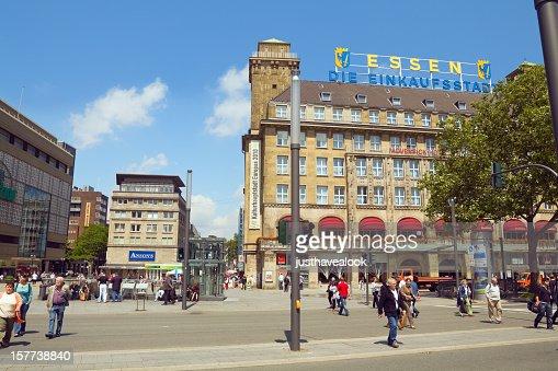 Essen - the shopping city