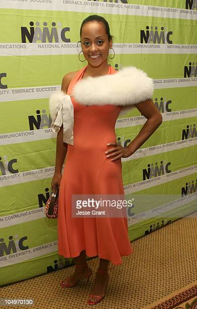 Essence Atkins during 12th Annual NAMIC Vision Awards Arrivals at Regent Beverly Wilshire in Los Angeles California United States