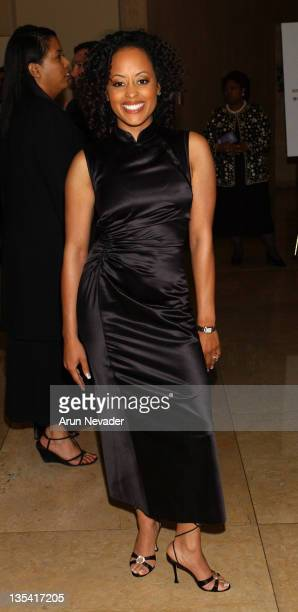 Essence Atkins during The 9th Annual NAMIC Vision Awards at Beverly Hilton Hotel in Beverly Hills California United States