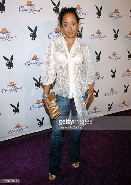 Essence Atkins during The Crown Royal Playboy Club on Derby Eve Hosted by The 2006 Playboy Playmate of The Year at Felt Nightclub in Louisville...