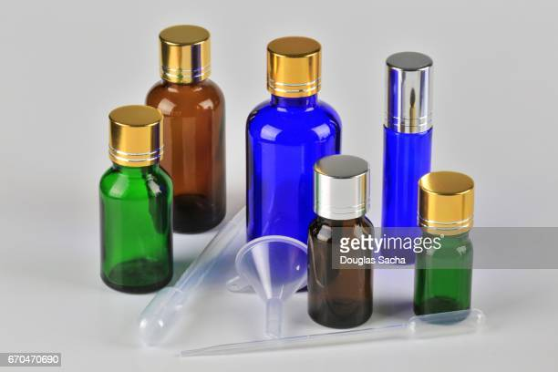 Essential Health Oil production materials