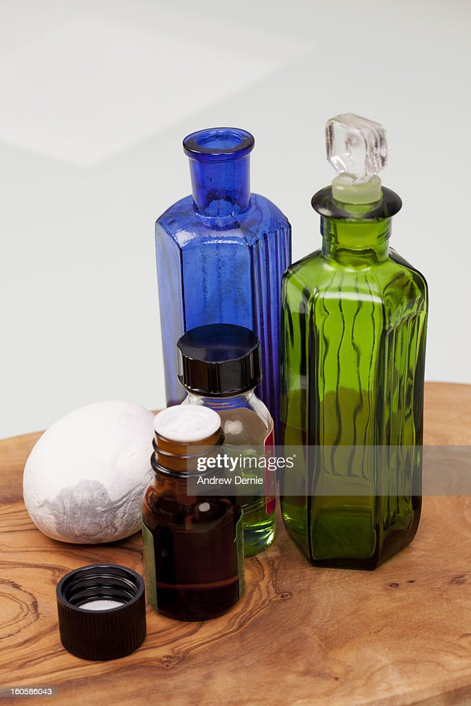 Essential Oils : Stock Photo