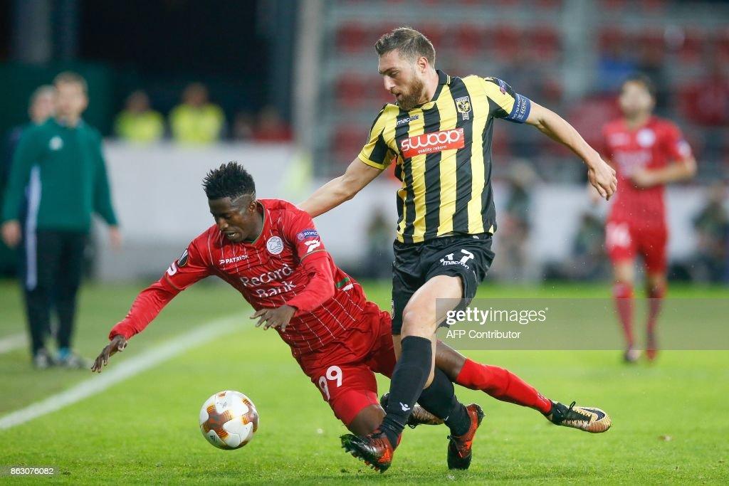 SV Zulte Waregem v Vitesse - UEFA Europa League