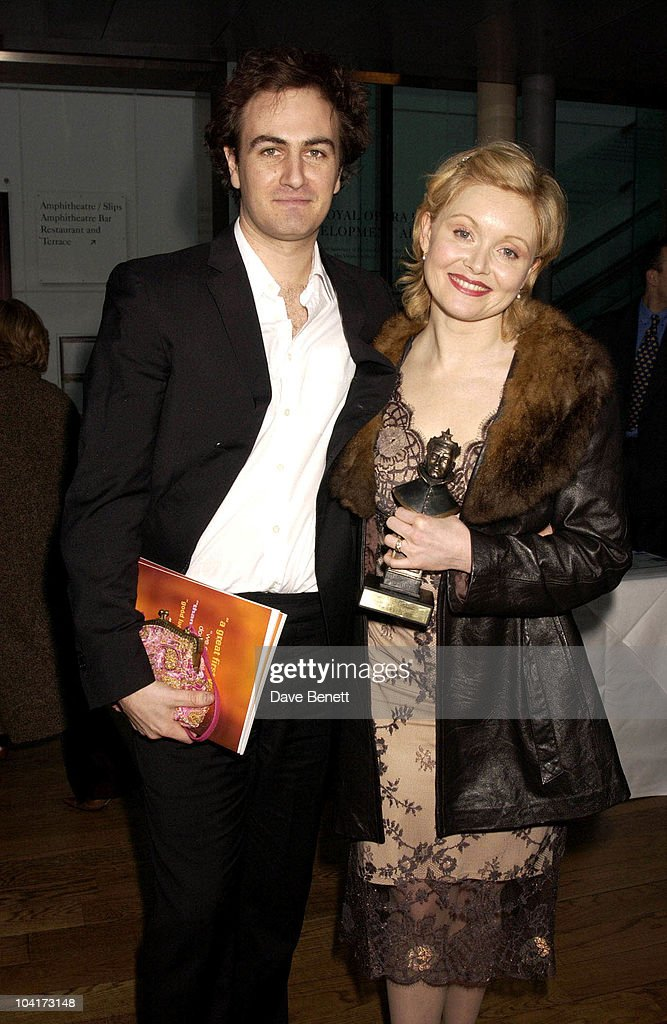 Essie Davis, The Laurence Olivier Theatre Awards 2003 Held At The Lyceum Theatre In London