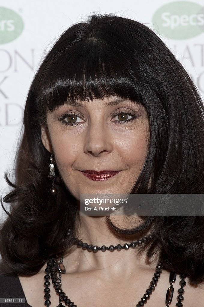 Essie Fox attends the Specsavers National Book Awards at Mandarin Oriental Hyde Park on December 4, 2012 in London, England.