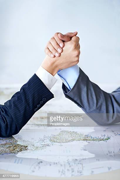 Establishing an alliance
