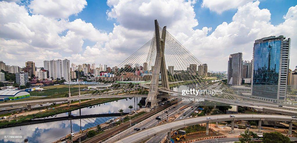 Estaiada Bridge