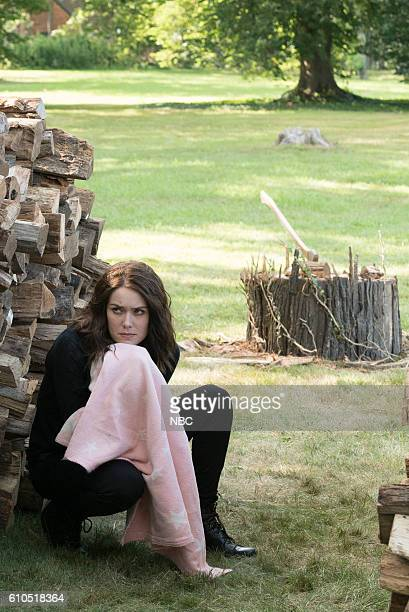 THE BLACKLIST 'Esteban' Episode 401 Pictured Megan Boone as Elizabeth Keen