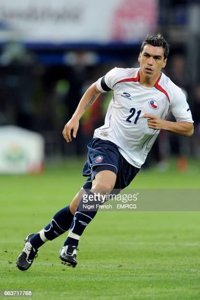 Esteban Paredes Chile