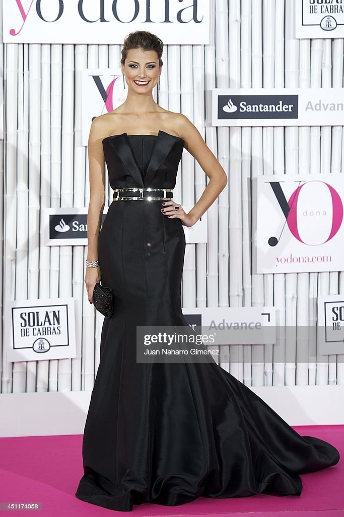 'Yo Dona' International Awards 2014 in Madrid