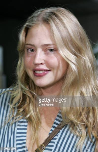 Estella Warren during Antik Denim Presenting 'Black Out' Hosts PreParty at Antik Denim Store in West Hollywood California United States