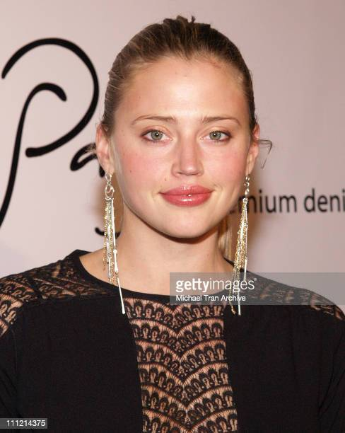Estella Warren during Paige Denim Boutique Opening Arrivals at Paige Boutique in Beverly Hills California United States