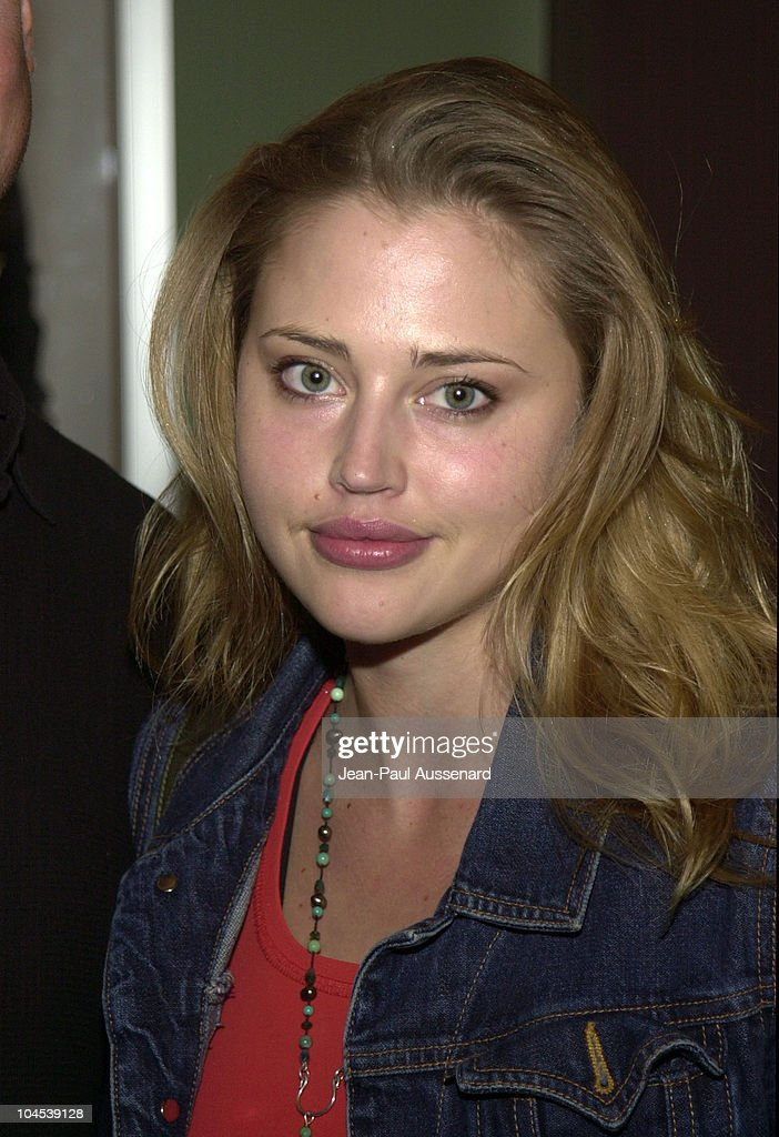 Estella Warren during Screening of 'Chop Suey' Directed by Bruce Weber at Laemmle Fairfax Theatre in Los Angeles, California, United States.