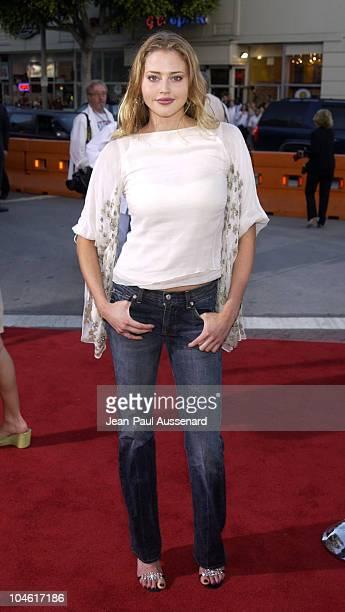 Estella Warren during 'XXX' Premiere in Los Angeles at Mann's Village in Westwood California United States