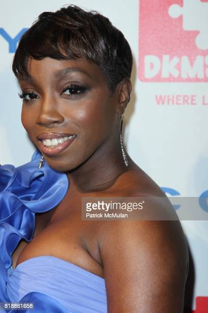 Estelle attends DKMS' 4th Annual Gala' LINKED AGAINST LEUKEMIA at Cipriani's 42nd St on April 29 2010 in New York City