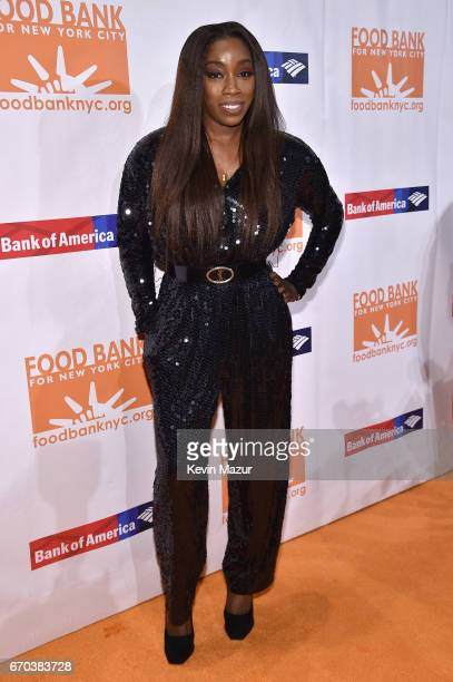 Estelle attends the Food Bank for New York City CanDo Awards Dinner 2017 on April 19 2017 in New York City