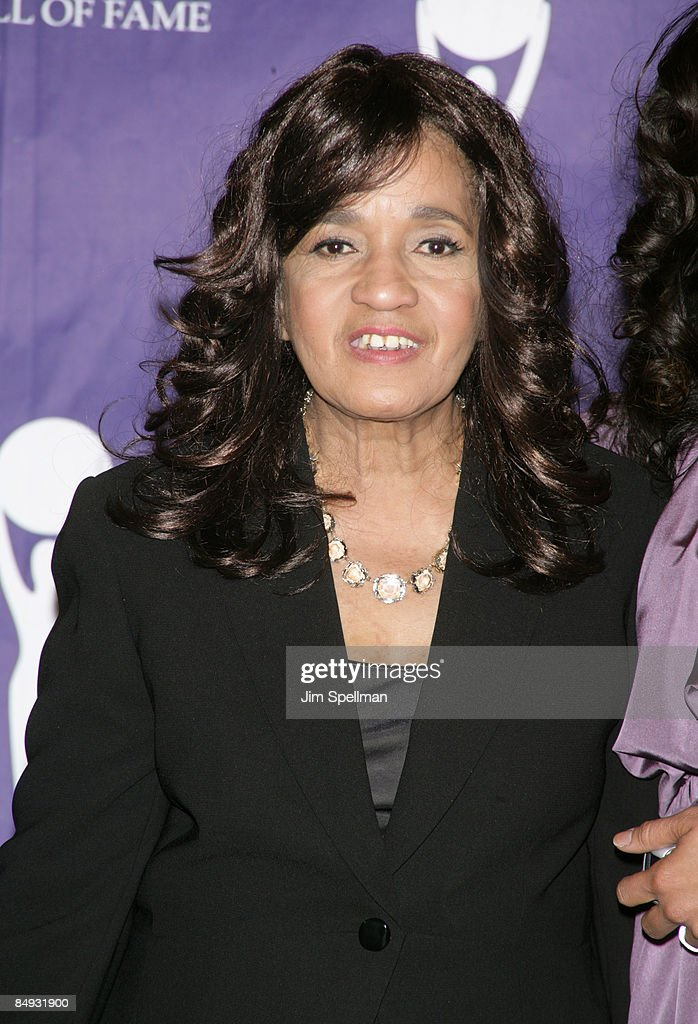 Estelle Bennett of The Ronettes, inductee