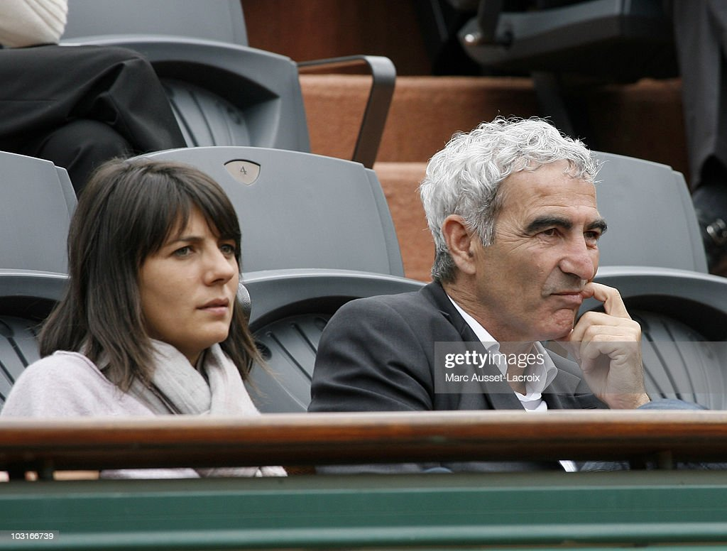 celebrities attend the french open 2009 getty images. Black Bedroom Furniture Sets. Home Design Ideas