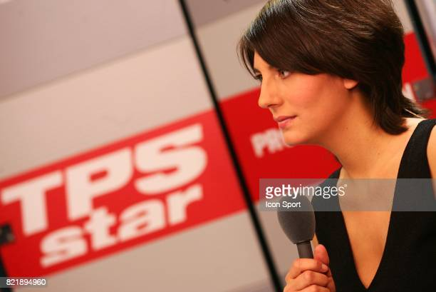 Estelle DENIS Plateau de Prolongations TPS STAR