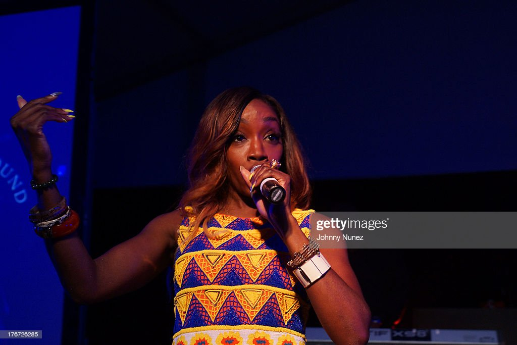 Estelle performs at the 2nd annual Compound Foundation Fostering A Legacy Benefit on August 17, 2013 in East Hampton, New York.