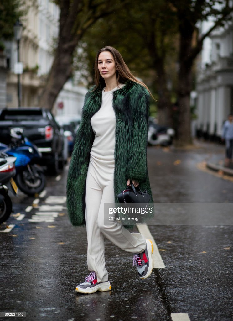 Street Style Fashion - London