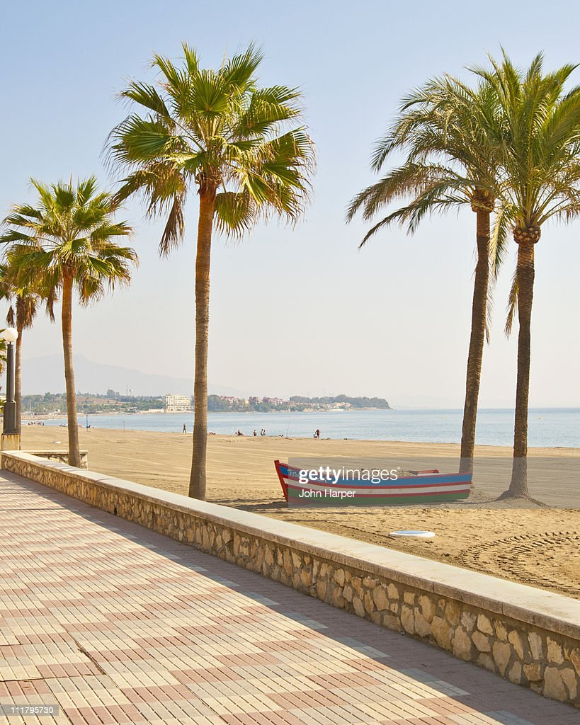 Estepona, Costa del Sol, Spain
