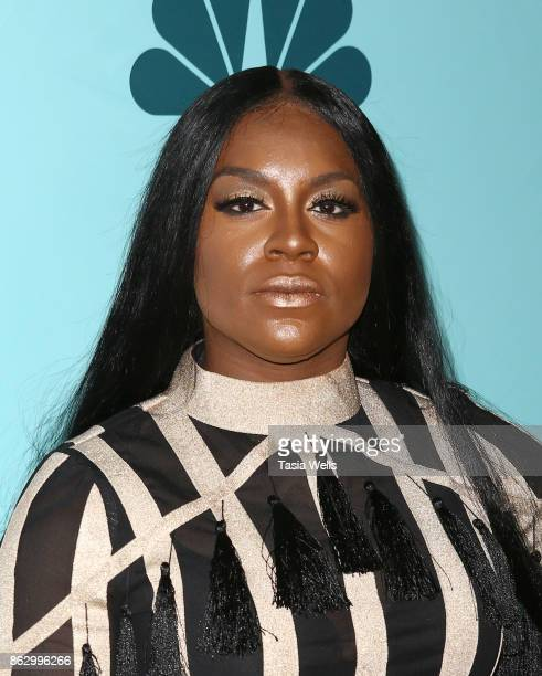 Ester Dean at the12th Annual NBCUniversal Short Film Festival Finale Screening at Directors Guild Of America on October 18 2017 in Los Angeles...