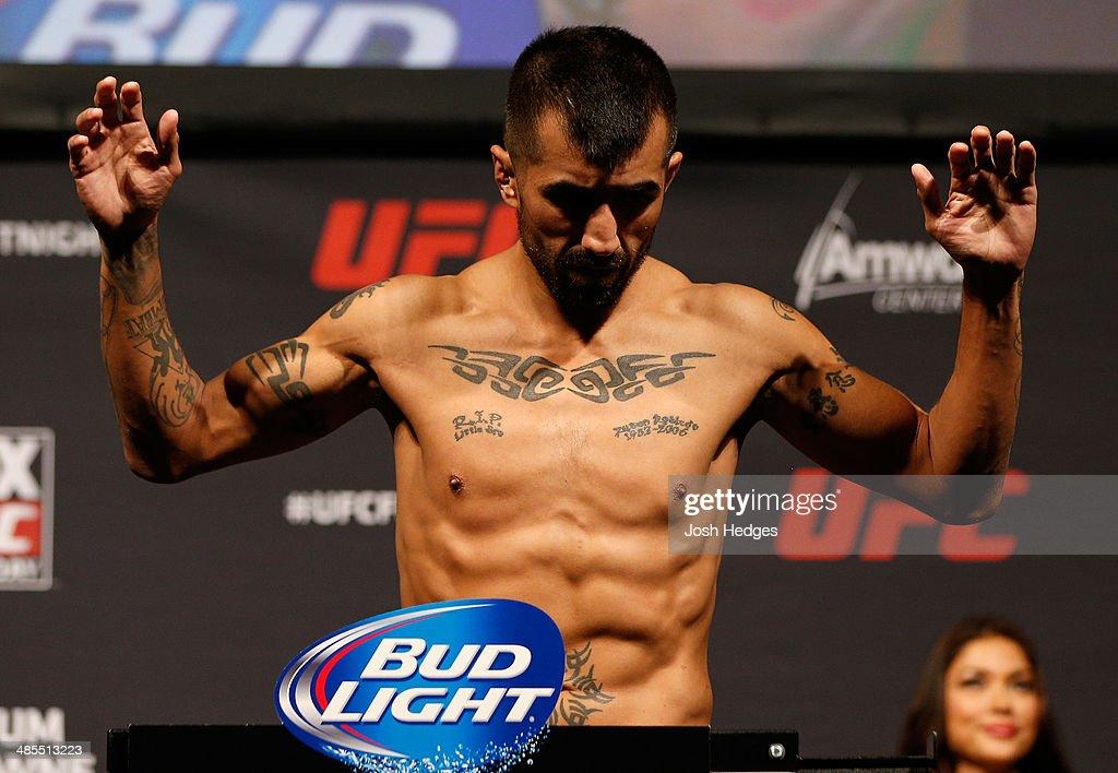 FOX UFC Saturday Weigh-in