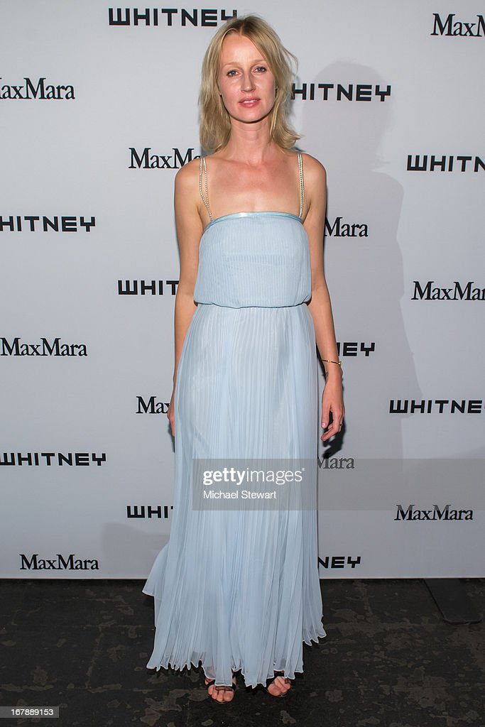 Esther de Jong attends the 2013 Whitney Art Party at Skylight at Moynihan Station on May 1, 2013 in New York City.
