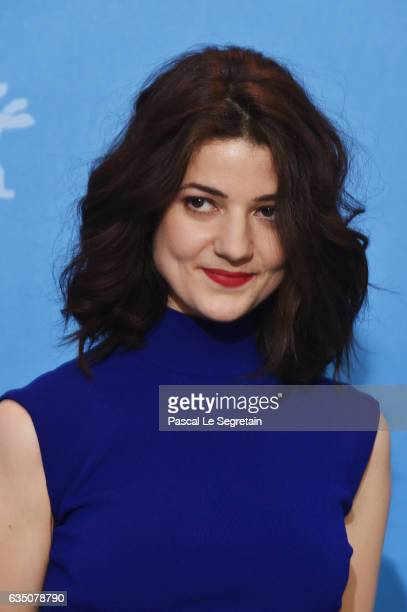 Esther Garrel attends the 'Call Me by Your Name' photo call during the 67th Berlinale International Film Festival Berlin at Grand Hyatt Hotel on...
