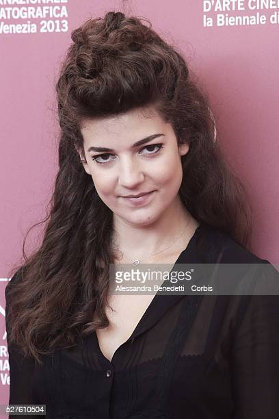 Esther Garrel attends the photocall of movie La Jalousie presented in competition at the 70th International Venice Film Festival