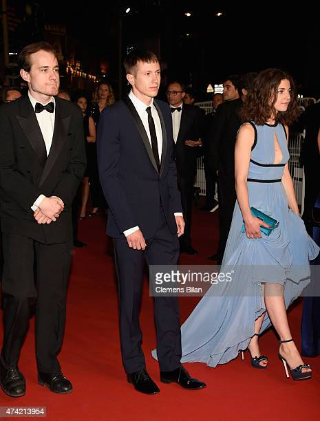 Esther Garrel attends the Premiere of 'Marguerite And Julien' during the 68th annual Cannes Film Festival on May 19 2015 in Cannes France