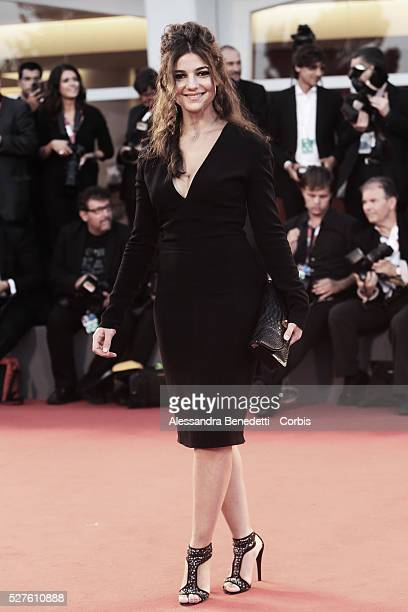 Esther Garrel attends the premiere of movie La Jalousie presented in competition at the 70th International Venice Film Festival