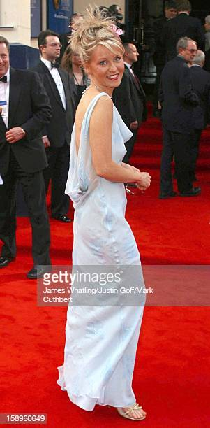 Esther Mcvey Attends The Bafta Television Awards In London