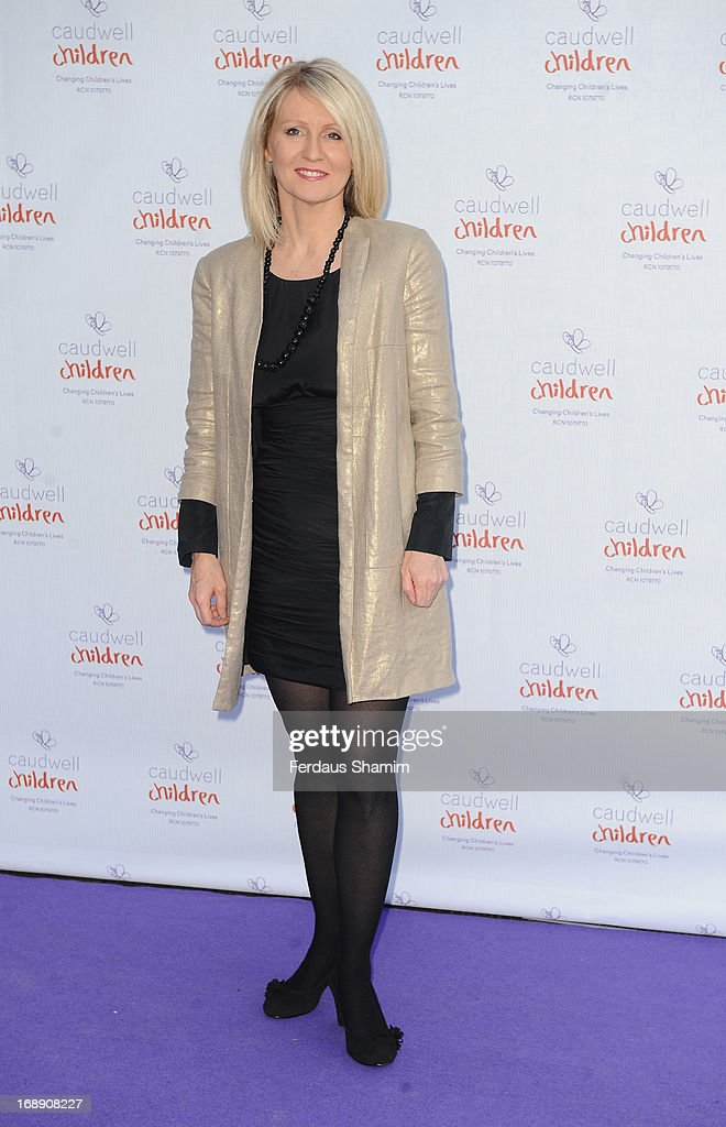A Sensory Experience in aid of the Caudwell Children's charity at Battersea Evolution on May 16, 2013 in London, England.
