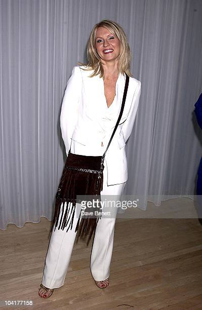 Esther Mcvey The Third Annual Sargent Cancer Care Party Was Held At The Sanderson Hotel London Hosted By Lady Helen Taylor And Ian Schrager