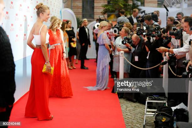 Esther Nikolai Seibt attends the Raffaello Summer Day 2017 to celebrate the 27th anniversary of Raffaello on June 23 2017 in Berlin Germany