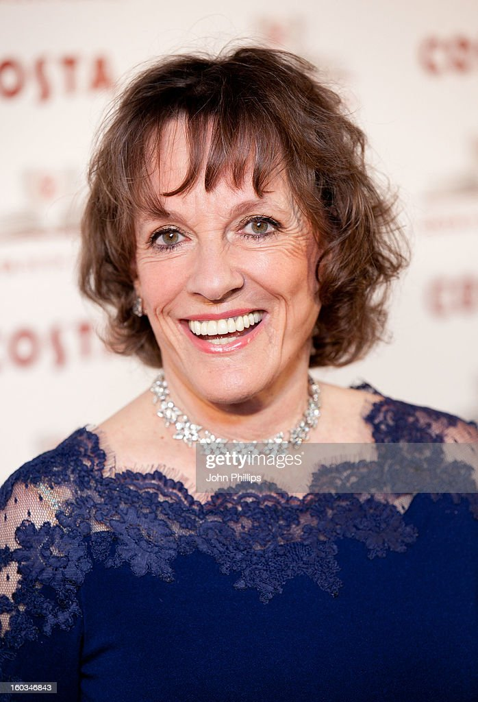 Esther Rantzen attends the Costa Book of the Year awards at Quaglino's on January 29, 2013 in London, England.