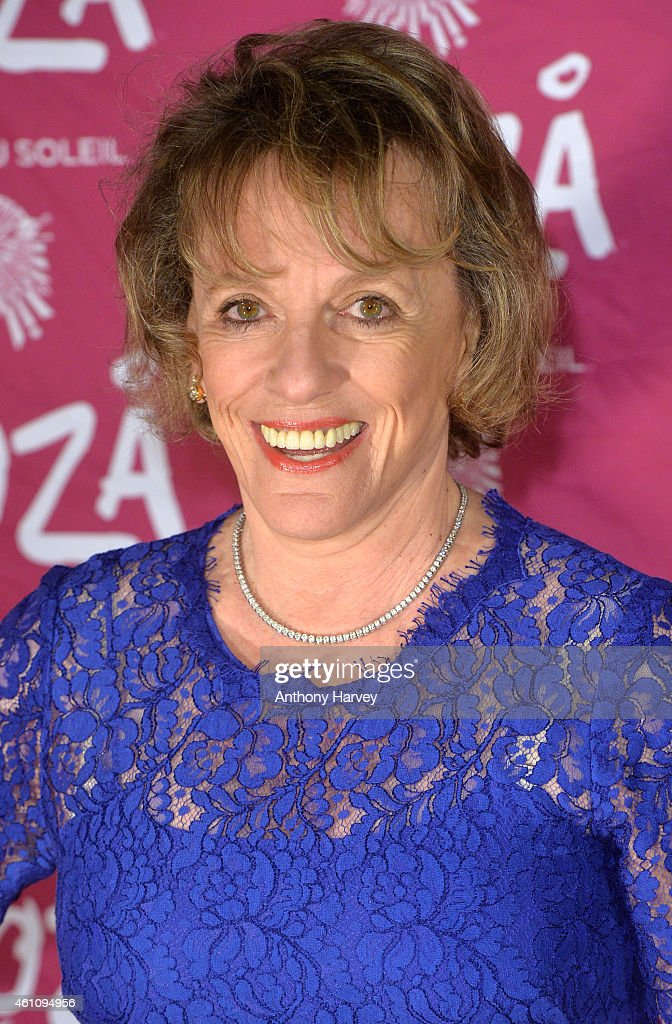 Esther Ranzen attends the VIP performance of 'Kooza' by Cirque Du Soleil at Royal Albert Hall on January 6, 2015 in London, England.